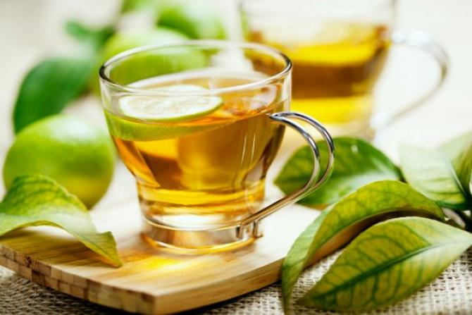 печеночный чай для очищения печени