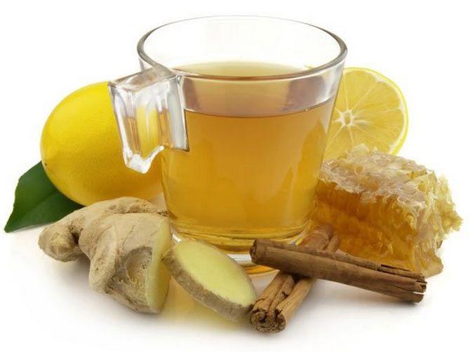как приготовить имбирный чай для похудения ютуб