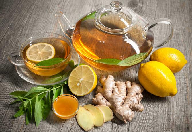 Как приготовить чай с имберем