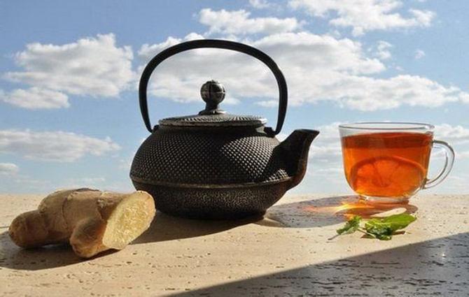 Имбирный чай от эвалар польза thumbnail