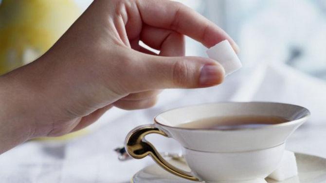 Диета только на чае без сахара