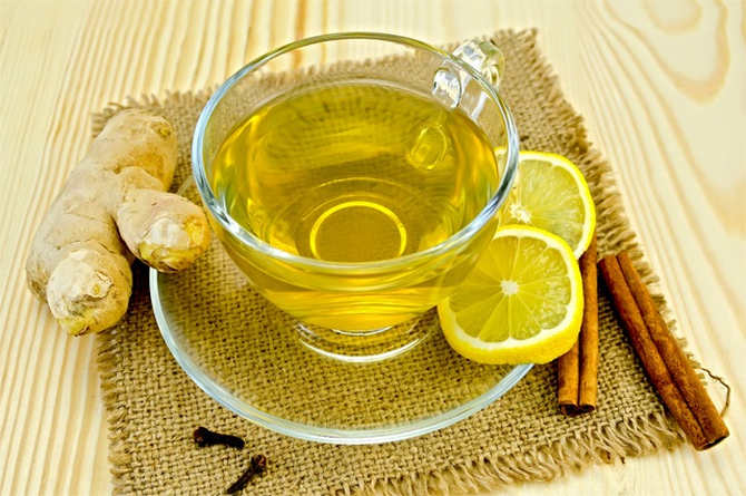 Имбирный чай рецепт приготовления для иммунитета