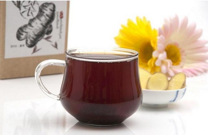 Чай с имбирем чем вреден