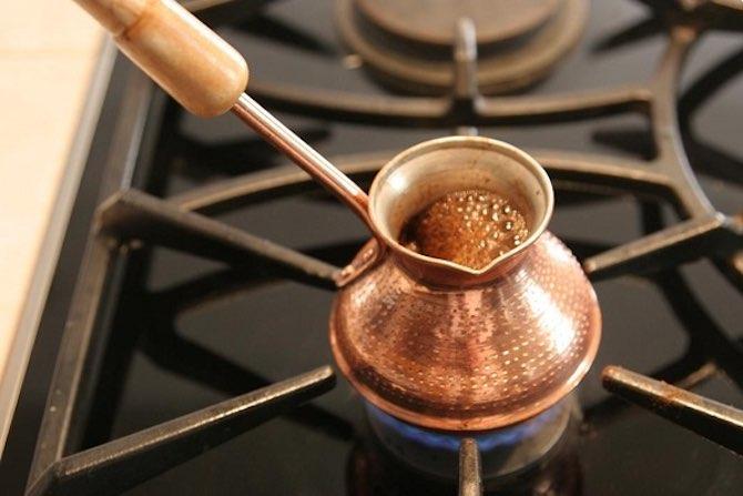 Как варить кофе в домашних условиях если нет турки
