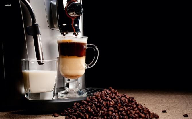 приготовление кофе в кофемашине рецепты