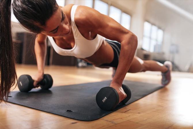 Что употреблять после силовой тренировки