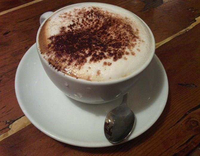 капучино в кофемашине рецепт
